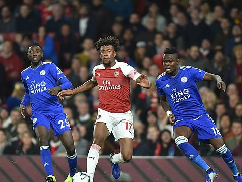Iwobi Revels In Arsenal Superb Comeback Win Vs Leicester
