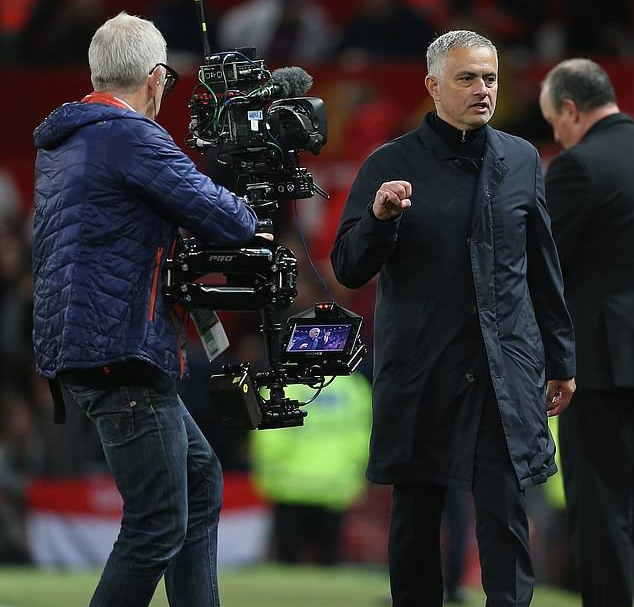 Mourinho Avoids FA Punishment For Comments  After United – Newcastle Clash