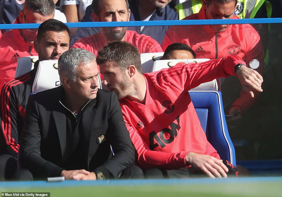 Mourinho: Draw At Chelsea Bad Result For Man United