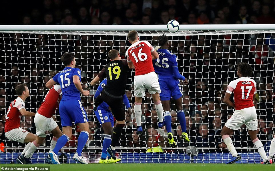 Ndidi: Key Moments Didn't Go Leicester City Way Against Arsenal