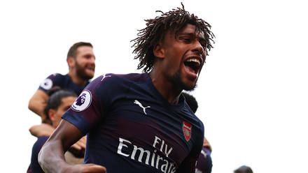 Iwobi: Arsenal Fear No Foes, Ready For Title Challenge