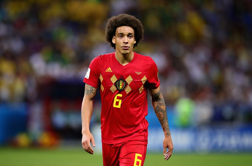 Martinez Hails Witsel Deal