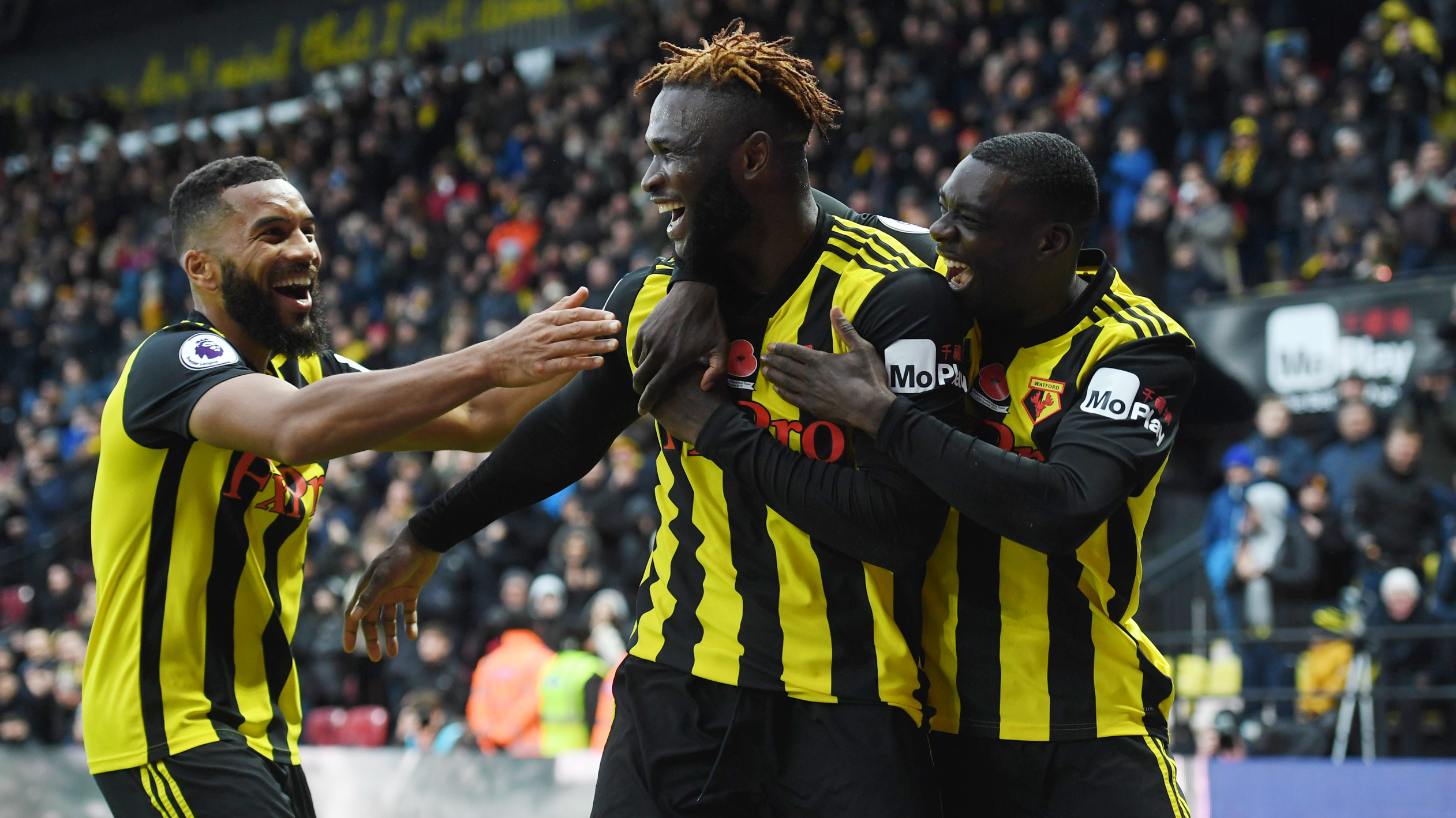 Success Grateful To Watford For Chance To Revive Ailing Career
