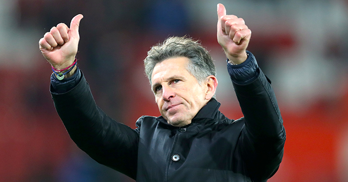 Puel Demands More From Morgan