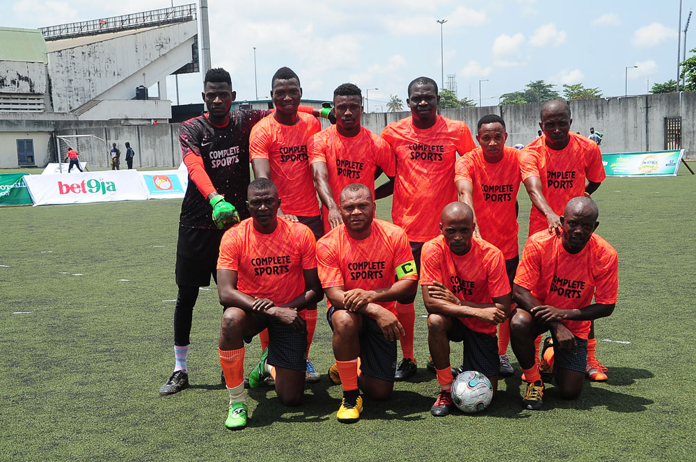 2018 Bet9ja SWAN Cup Q-Finals: Complete Sports Set To Devour UniLag FM