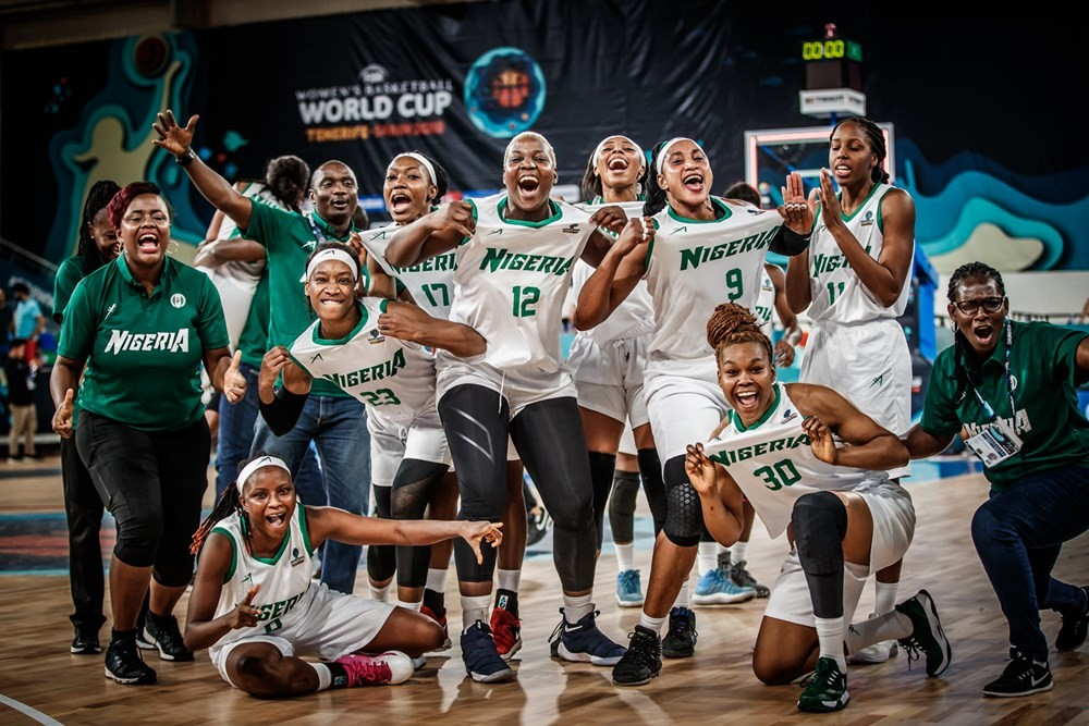 D'Tigress Move Up 15 Places In Latest FIBA Ranking, Now 19th; 2nd In Africa