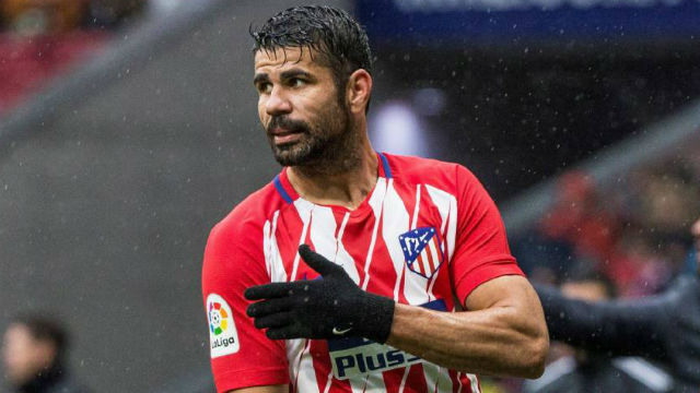 Costa Blow for Atleti