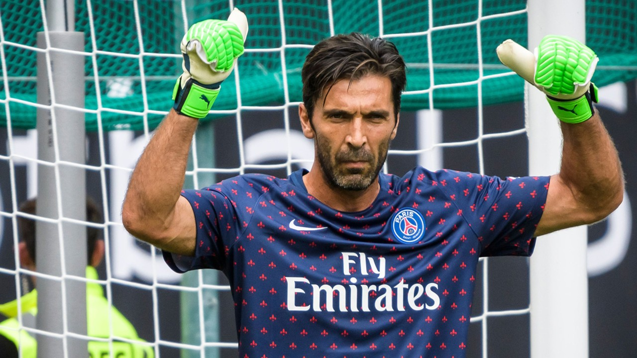 Buffon Wants To Go On Longer