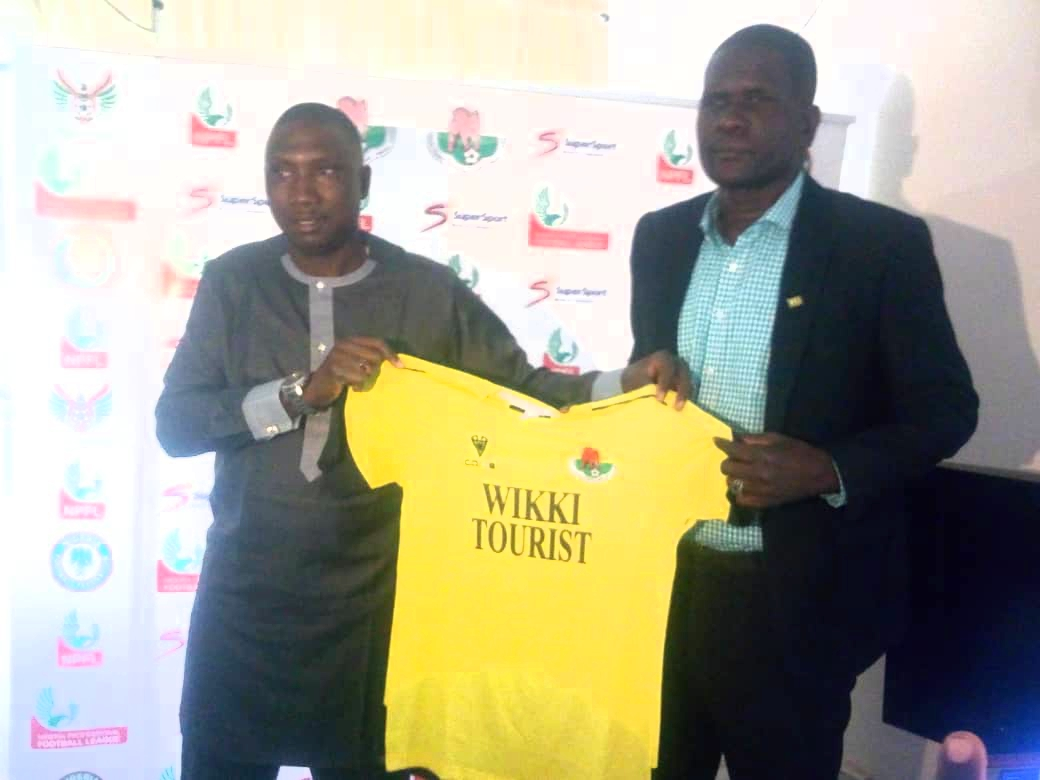 Wikki Tourists Unveil Zubairu As New Technical Adviser