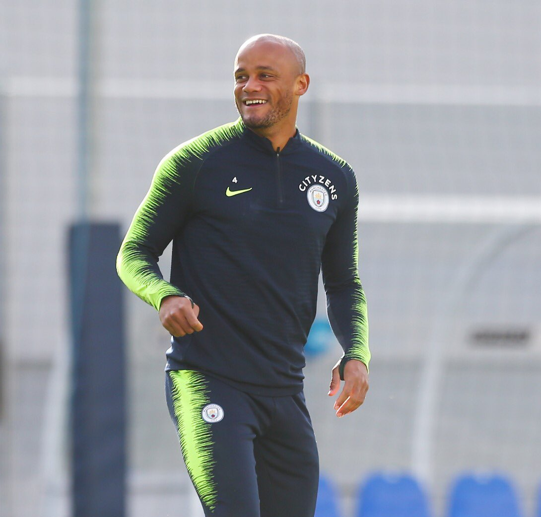 Man City Captain, Kompany: We Can Win Champions League This Season