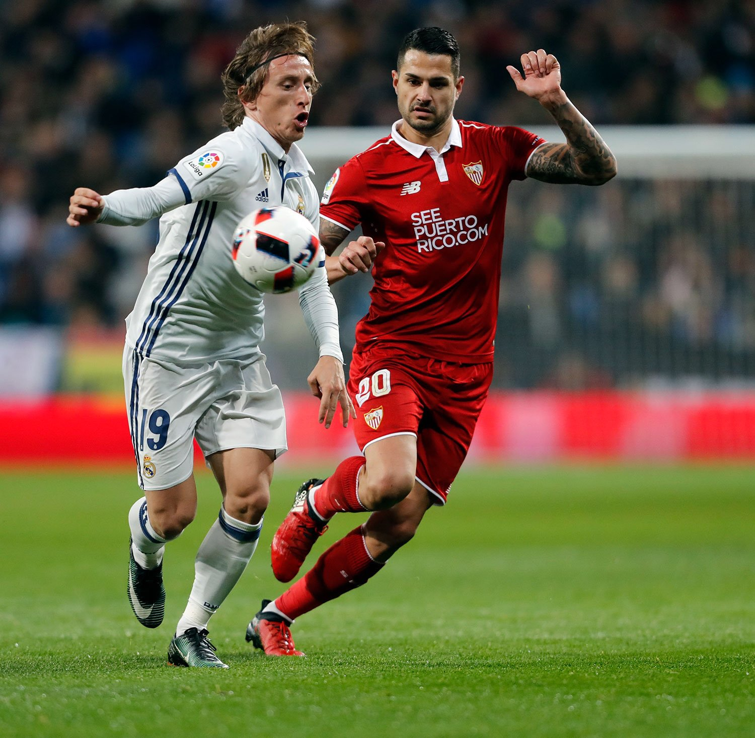Modric: Real Madrid Not In Crisis