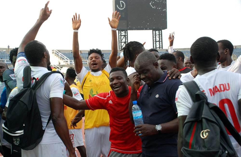 Aiteo Cup: Ogunbote Hails Rangers' Resilient Fight In Q/Final Win Vs Akwa United