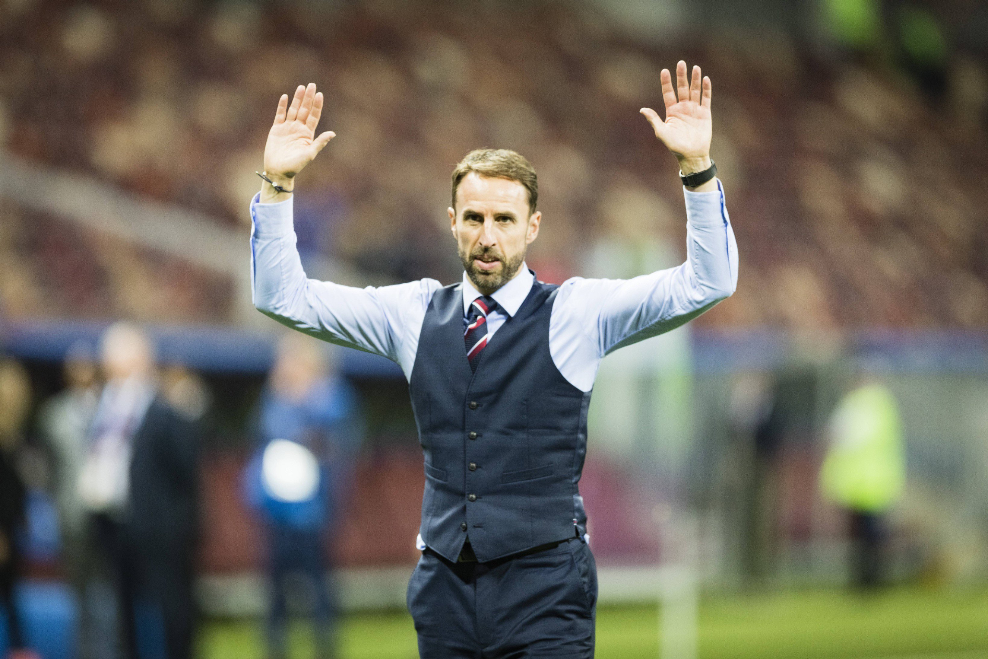 Southgate Signs New England Contract