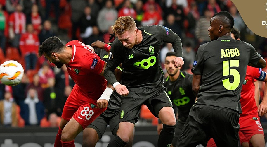 Europa: Moses Features In Chelsea Win, Agbo In Standard Liege Win; Chukwueze Starts In Villarreal Away Draw