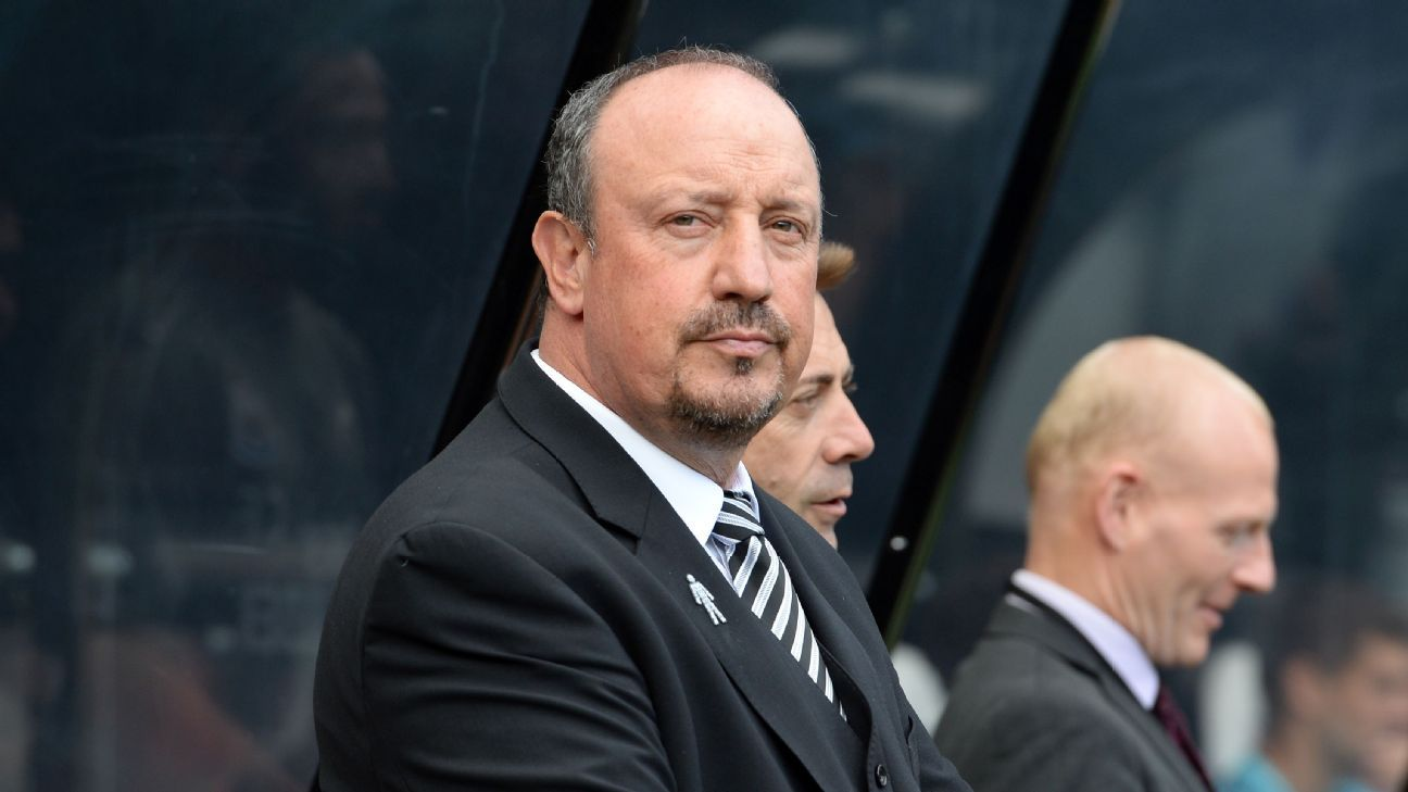 Benitez Fined £60K Over Referee Comments