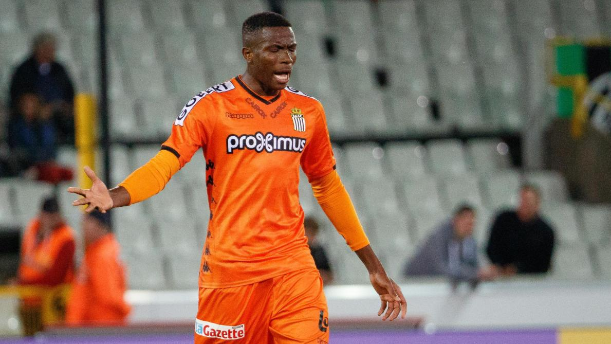 Osimhen: My Goal Vs Cercle Brugge Pleasing, But Defeat Disappointing