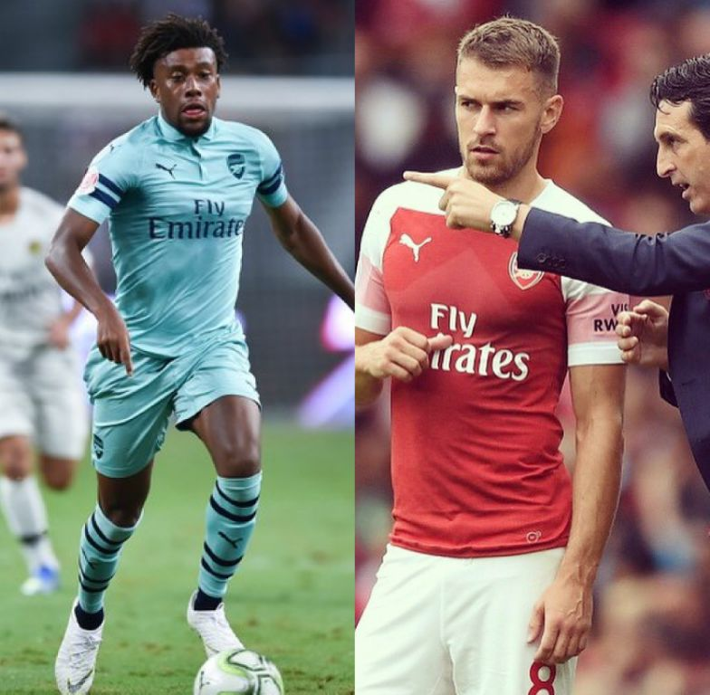 Iwobi: Arsenal Players Eager To See Want Out  Ramsey Stay