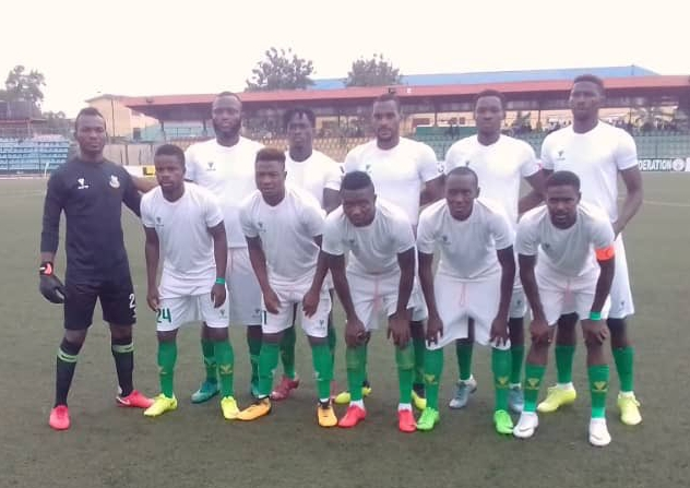 Aiteo Cup: Pillars Edge Out Enyimba, Book Semi-Finals Ticket