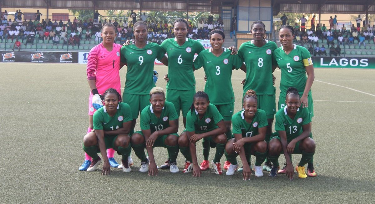 2018 Women's AFCON: Falcons Off To Abidjan Final Training Camp Tuesday
