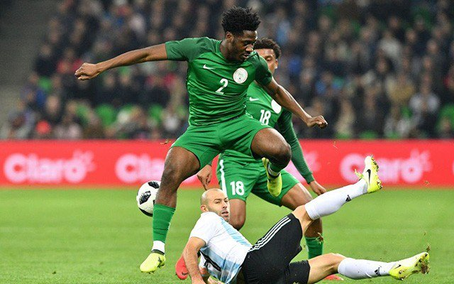 Libya Vs Nigeria: Aina Starts As Rohr Maintains Winning Team In Sfax Showdown