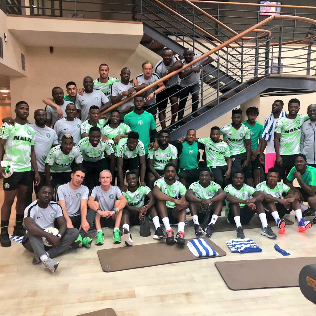 Odegbami: Super Eagles – Start Of a New Era!