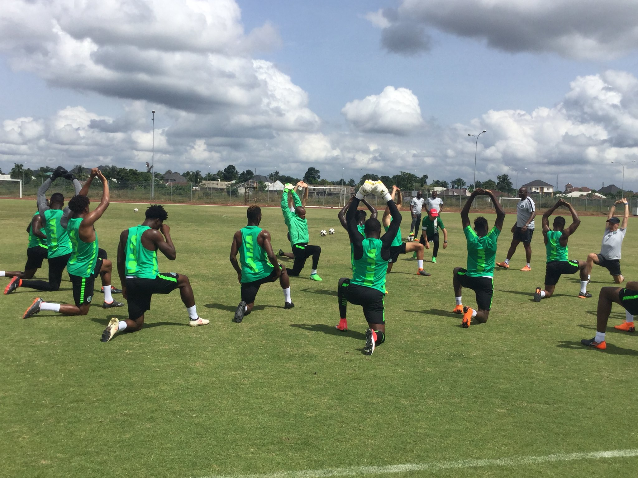 NFF Gen. Sec., Sanusi: Eagles Have Quality To Beat Libya Home And Away