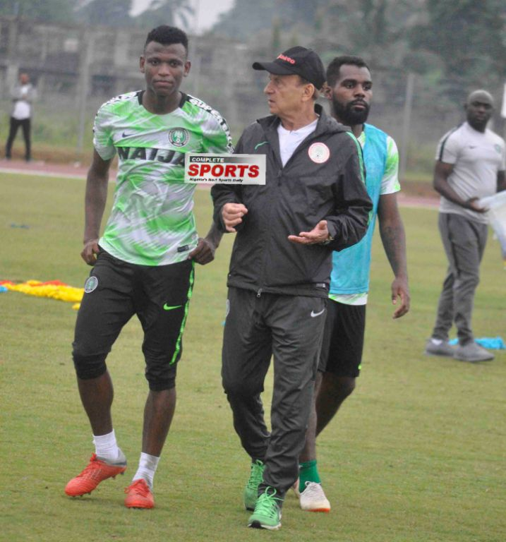 Rohr Set To Hand Iwobi Mikel's No. 10 Role Vs Libya; May Start Success