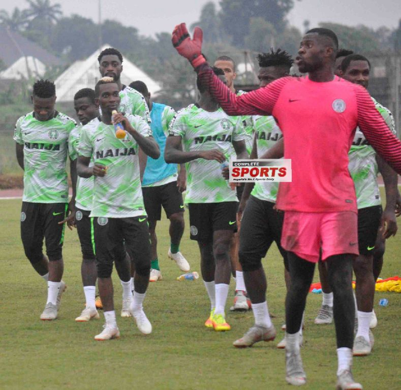 Onyekuru Assures Eagles Set To Give 100% To Beat Libya