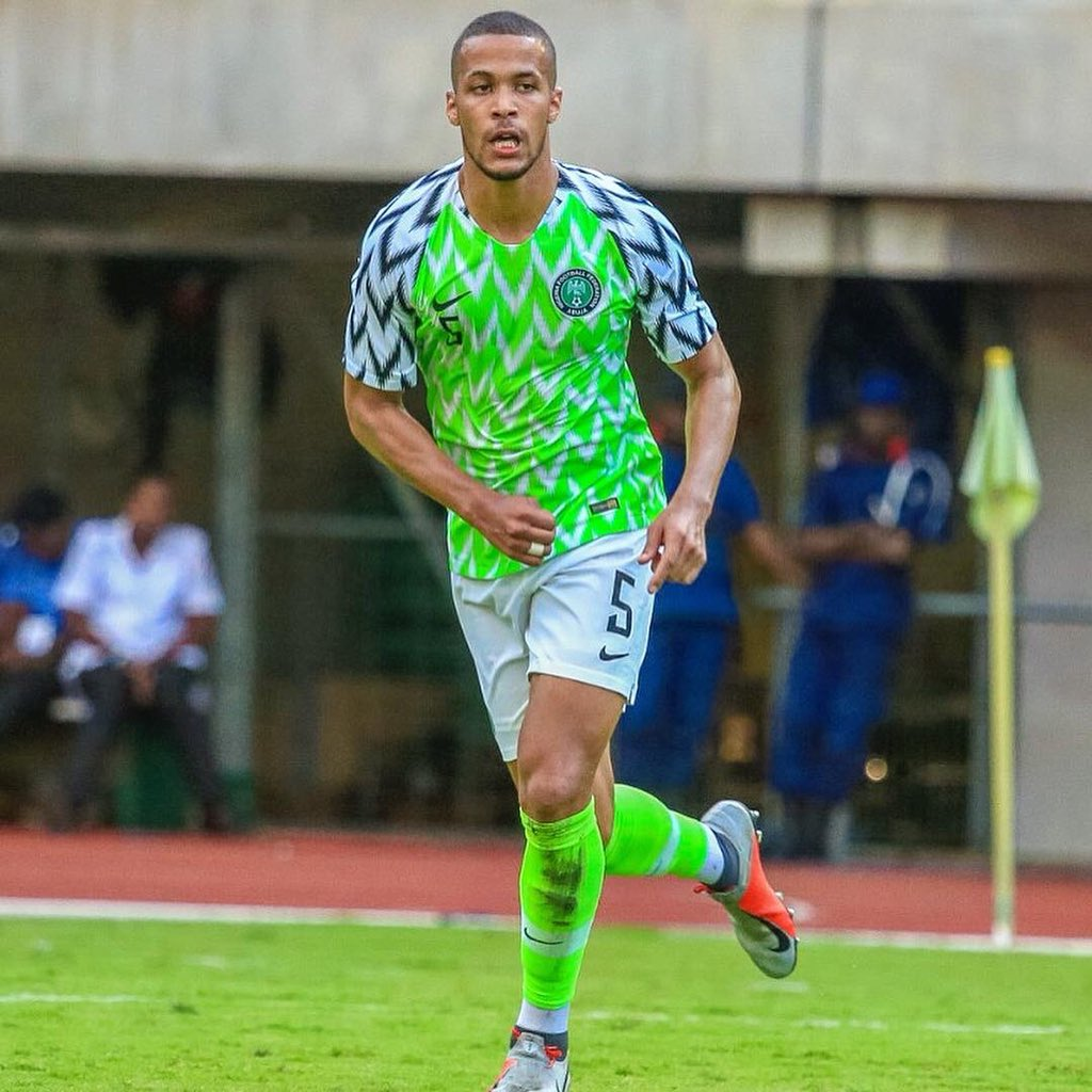 Troost-Ekong Happy With Eagles' Big Win Vs Libya; Hails Hat-Trick Ighalo