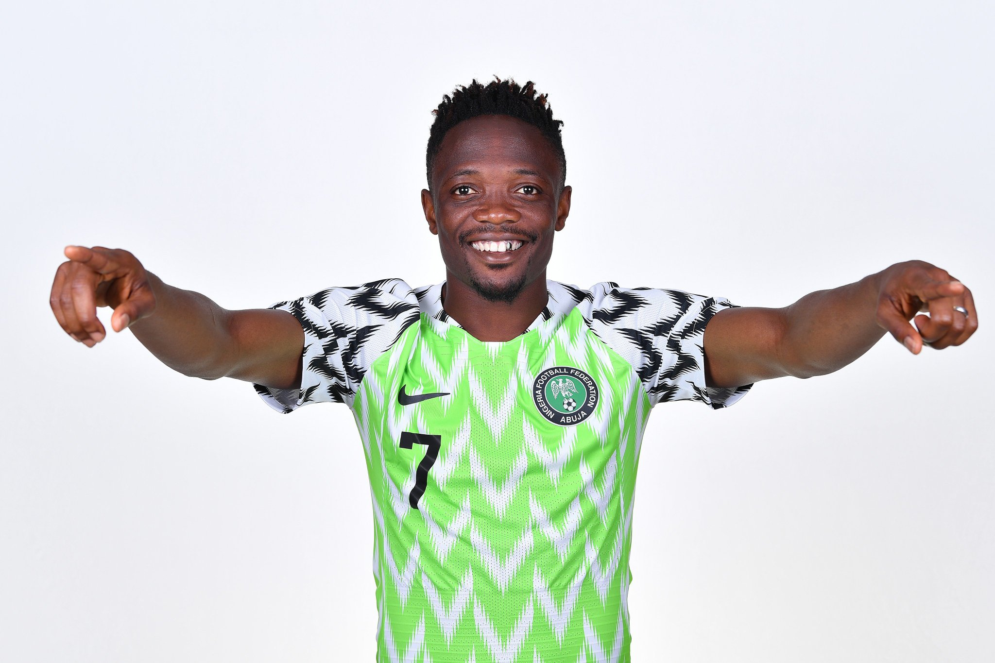 NFF, FIFA, CSKA Moscow Celebrate Musa At 26