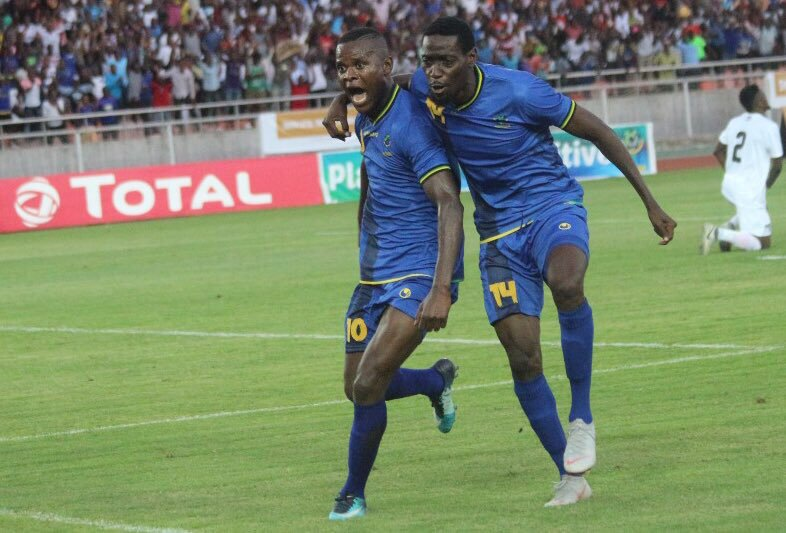 2019 AFCON Qualifiers: Tanzania Pip Cape Verde To Bag First Win Under Amuneke