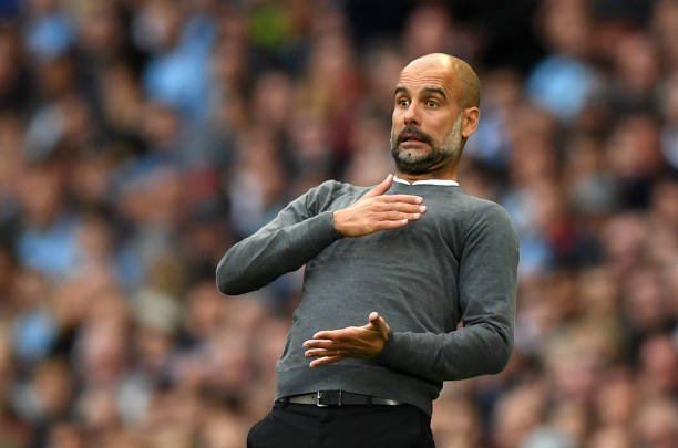 Guardiola: Man City Not Ready To Win Champions League