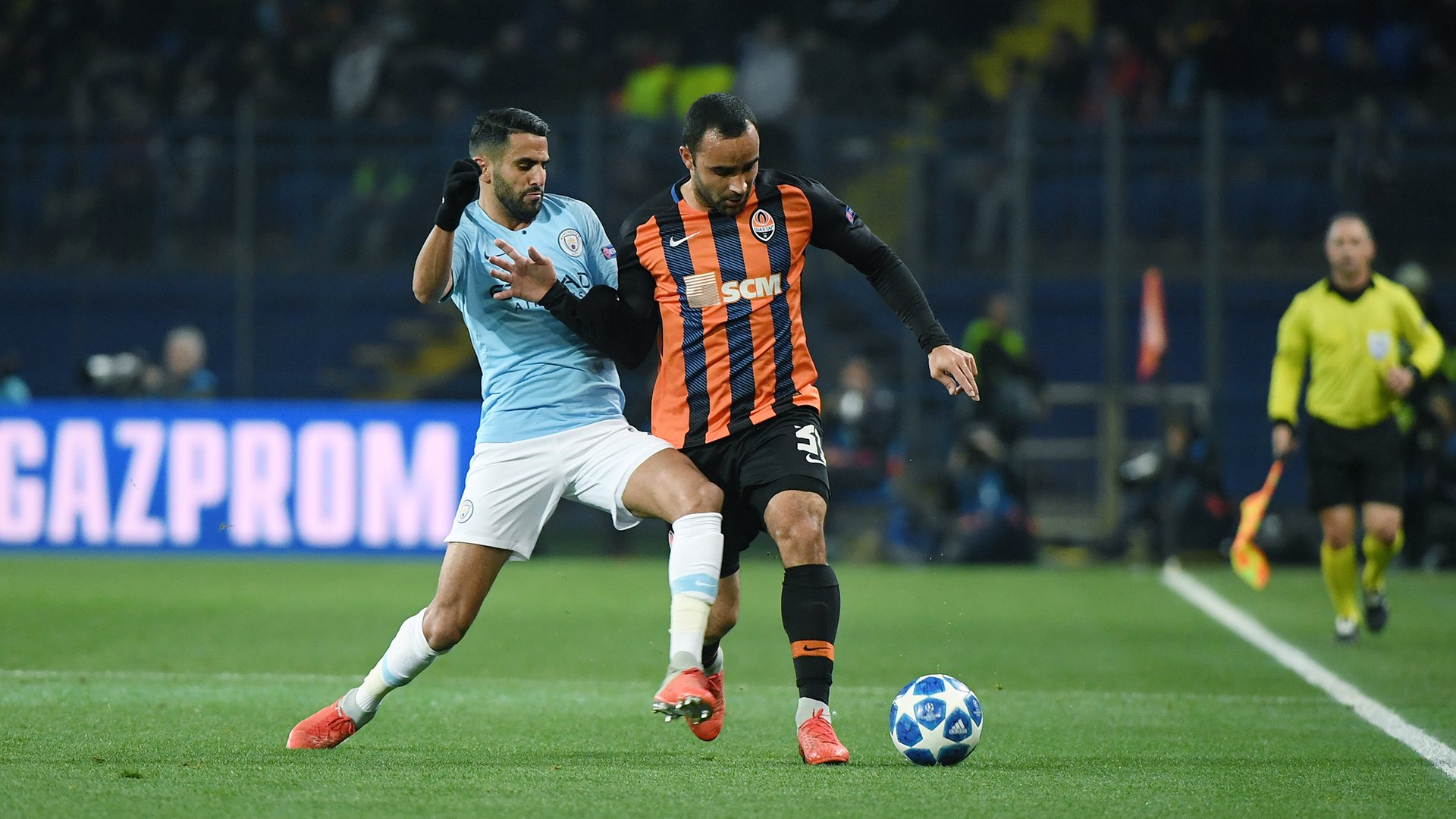 UCL: Kayode Benched In Shakhtar's Home Loss To Man City; Ubong Subbed On As Plzen Lose To Madrid
