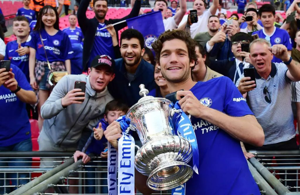 Alonso Signs Five-Year Chelsea Contract Extension