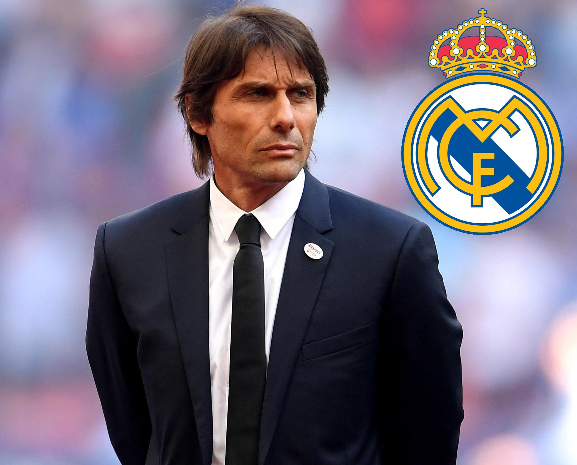 Conte Rules Out Taking Real Madrid Job