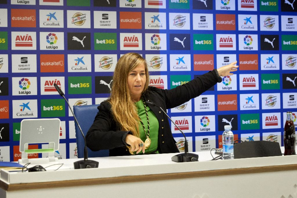 Aliko Dangote's Money Cannot Buy Our Club – Rodriguez, Iron Lady of LaLiga Club, Eibar