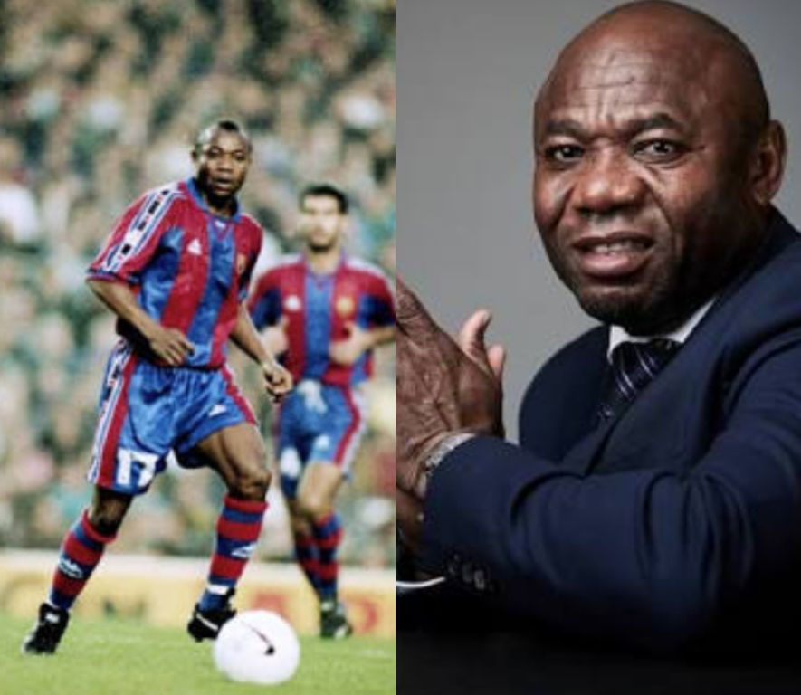 INTERVIEW – Amuneke: My El Clasico Experience As Barca Player
