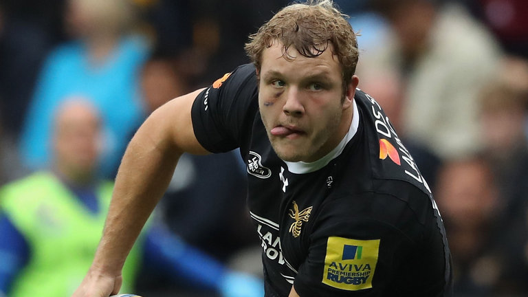 Launchbury Blow For England