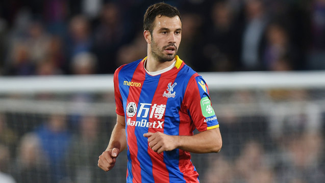 Palace Must Correct Big Problem – Milivojevic