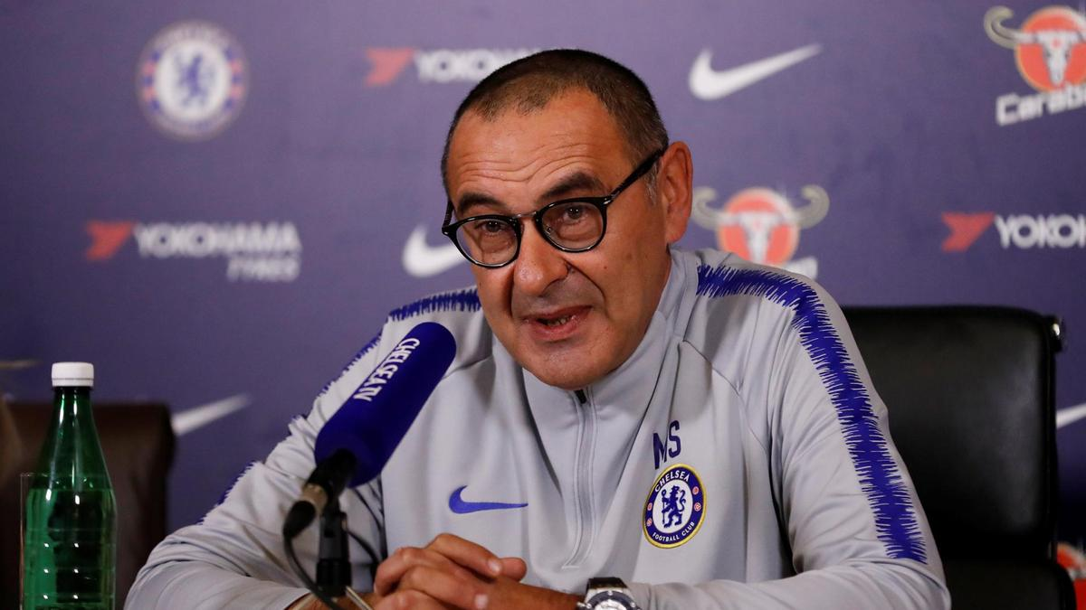 Sarri Aims For Swift Qualification