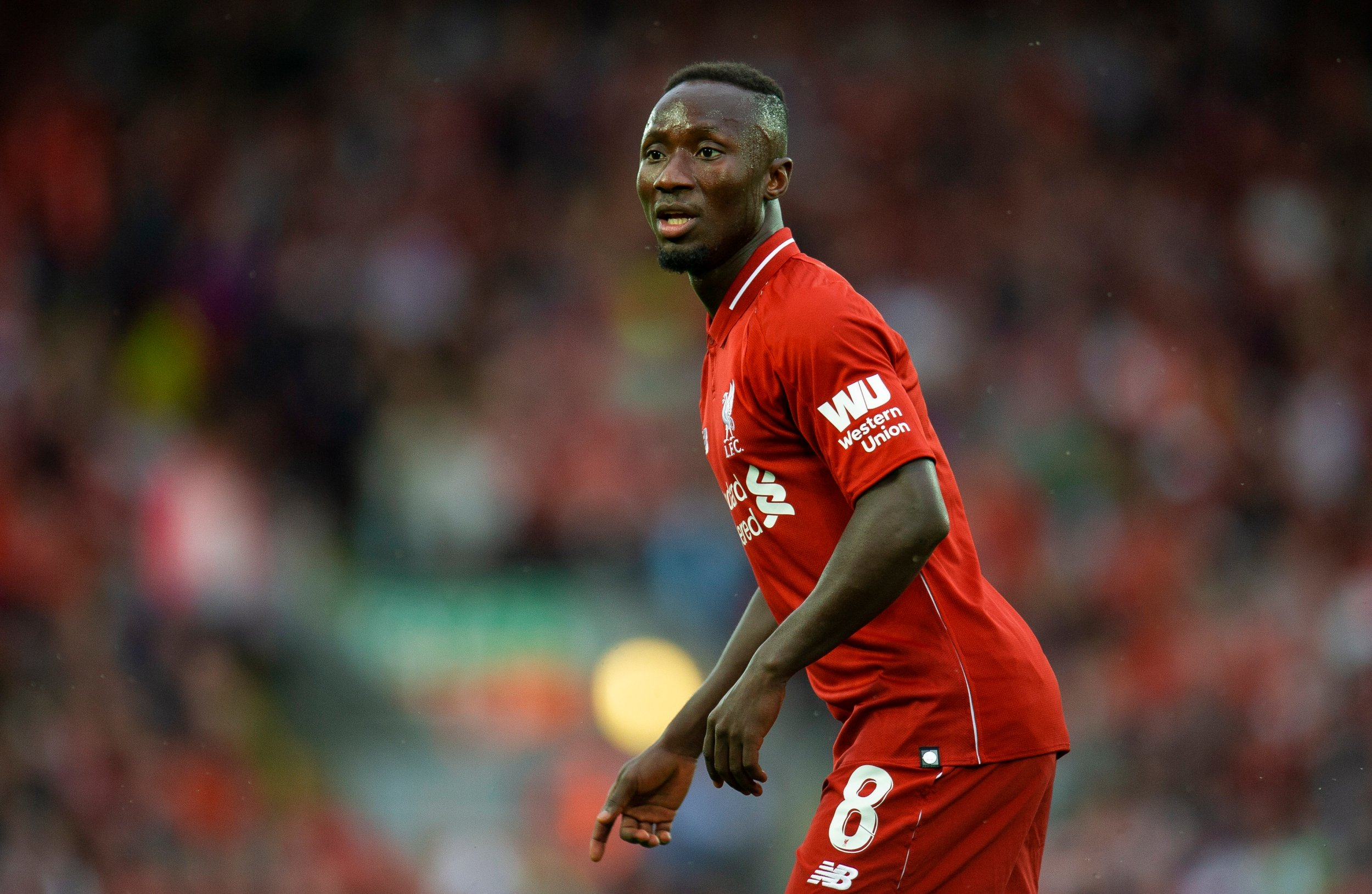 Reds To Assess Keita Injury
