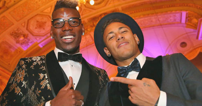 Neymar Wants Pogba At PSG