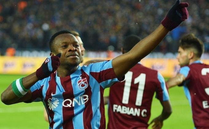 Uzoho, Idowu Benched; Onazi Makes 70th Appearance For Trabzonspor