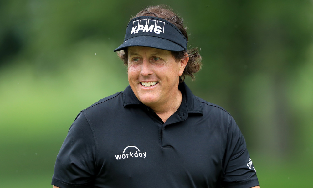 Mickelson Bemoans Ryder Cup Rough