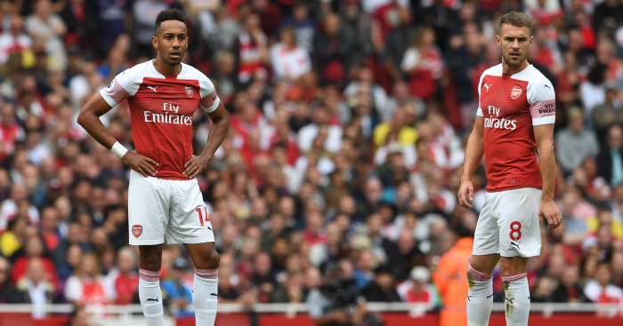 Arsenal Duo Set For Fulham Returns