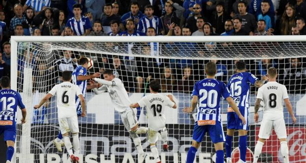 Real Madrid Stunned 1-0 By Alaves As Winless Streak Extends To 4 Games