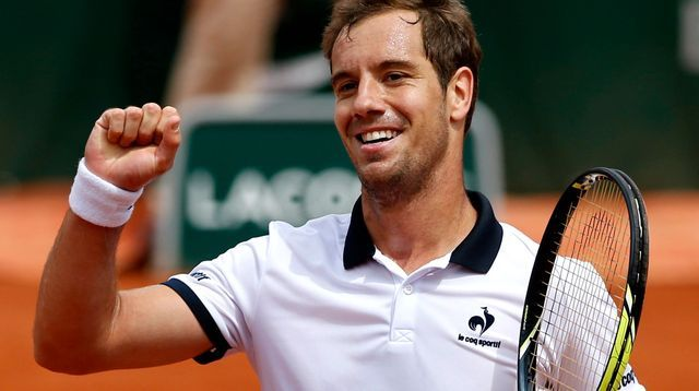 Gasquet Ready For Anderson
