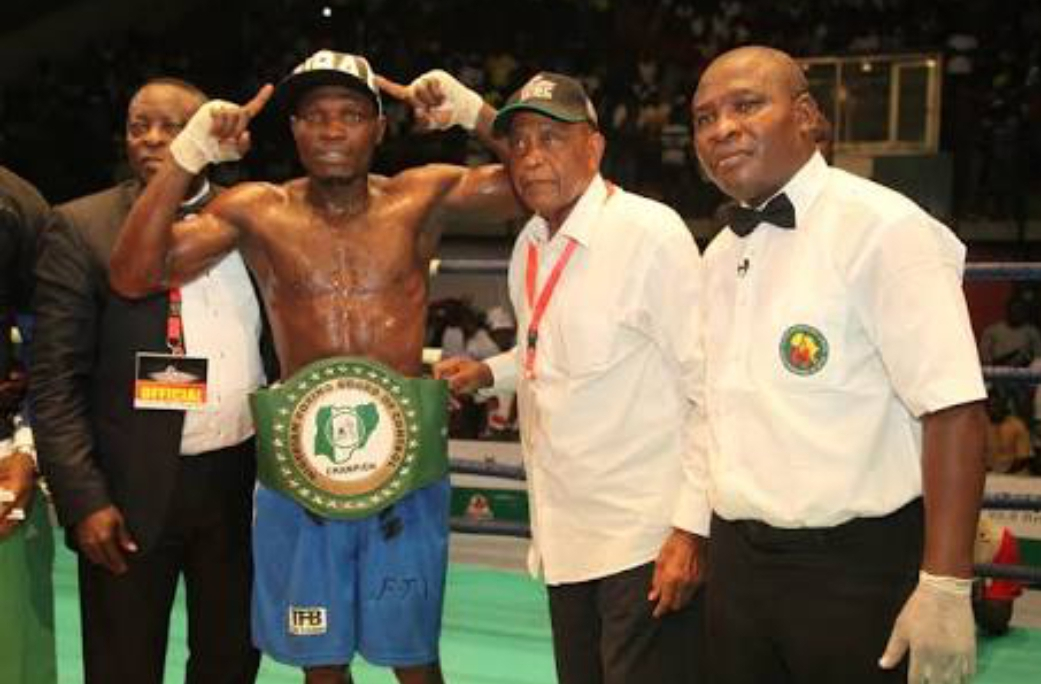 Boxing: Fijabi Injured During Sparring, Title Defence Off
