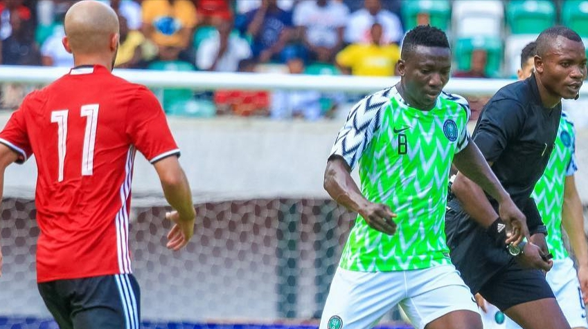 Etebo: Eagles' Work Vs Libya Not Over, Tuesday Is Another Day
