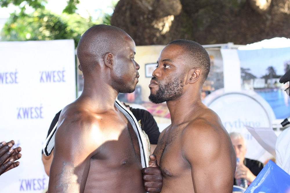 "Salam Plots Gonorenda's Fallin WBF Title Rematch At ""Chaos In Lagos"""
